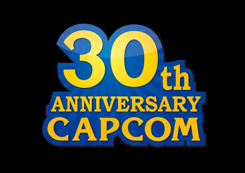 CAPCOM歡欣迎接30周年