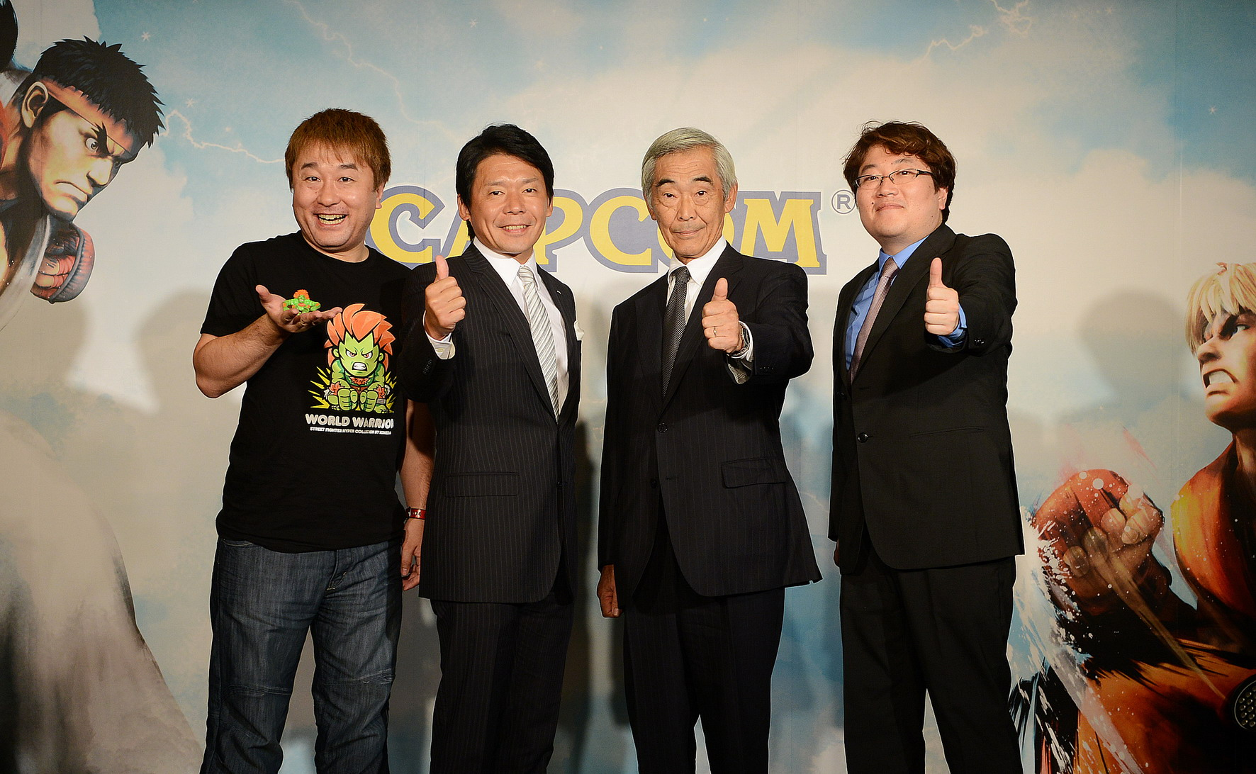 CAPCOM 正式進軍台灣 打造亞洲遊戲新據點